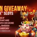 Get 5 Free Spins during CNY !