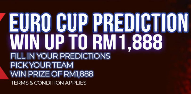 OX88 UEFA 2020 Prediction , Get Prize up to RM1,888