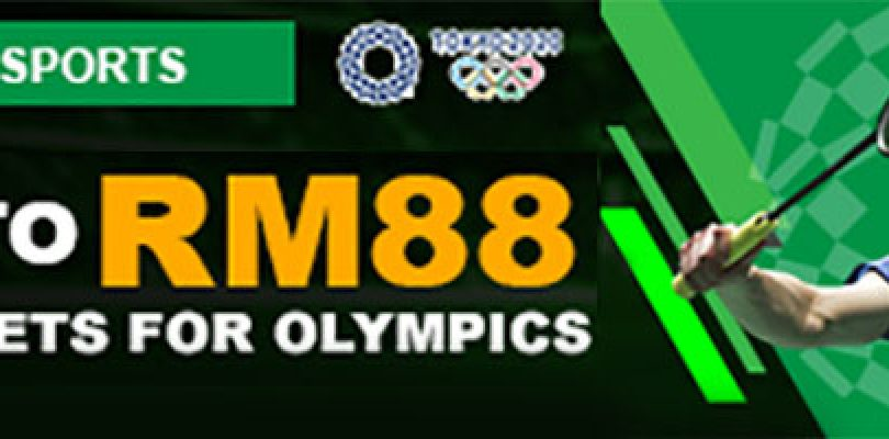Play88 RM88 FREE BETS FOR OLYMPICS