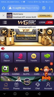 Wg98vip is big scammer