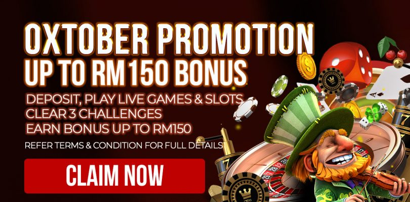 OX88 October Promotion